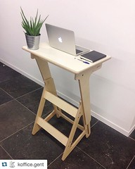 Wow cool  Checkout our desk... (jaswigstandup) Tags: coffee woodwork office healthy working health startup woodworking plywood repost standup standingdesk coworking koffice uploaded:by=flickstagram liveactively standingrevolution instagram:photo=11973432324366299211744266691
