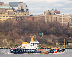 US Coast Guard Cutter 552 KATHERINE WALKER, Hudson River, New York City (jag9889) Tags: nyc newyorkcity coastguard usa ny newyork water river newjersey unitedstates outdoor manhattan unitedstatesofamerica vessel hudsonriver dhs cutter edgewater waterway washingtonheights uscg wahi 2016 uscoastguard departmentofhomelandsecurity unitedstatescoastguard firstresponder katherinewalker jag9889 uscostguardcutter 20160408