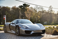 Morning Sunshine (Cartmen220) Tags: money cars car fashion spyder exotic porsche mens hybrid luxury supercar horsepower 918 hypercar