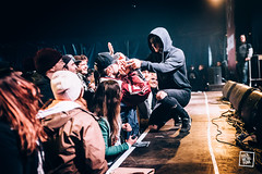 29-04-2016 // BlessTheFall at Groezrock // Shot by Jurriaan Hodzelmans (RMPMAG) Tags: fall festival rock metal magazine punk bless 2016 jurriaan rmp meerhout groezrock blessthefall hodzelmans