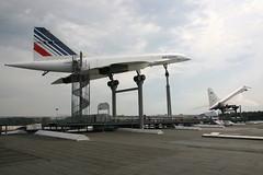 Supersonics Sinsheim 1-9-2011 (Plane Buddy) Tags: museum concorde preserved sinsheim tu144 fbvfb cccp77112