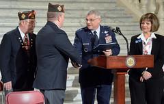 Loyalty Day 10_DSC0896 (padmva) Tags: freedom democracy pennsylvania vet flag pa veteran harrisburg veterans loyalty vfw vets paguard