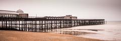 Hastings Pier after fire renovation (Graeme Andrews) Tags: longexposure pier pentax hastings hastingspier nd110 tenstopfilter pentaxkr bwnd30x1000