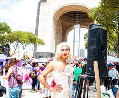 Papel Mach. (Yamileth Ruiz Avia) Tags: woman mujer women mujeres feminist feminists feministas 24a feminista transwoman marchafeminista mujertransexual vivasnosqueremos
