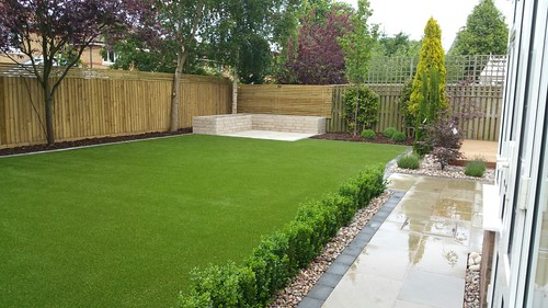 Landscape Gardening Wilmslow -  Decking Paving and Artificial Lawn Image 30