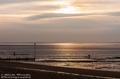 HeachamB_DSC6663 (Nick Woods Photography) Tags: sunset sea seascape beach coast seaside fisherman norfolk seashore beachsunset heacham beachscape seawater norfolkcoast fishingbait seasunset sunsetlandscape heachambeach sunsetoverthesea sunsetcolour sunsetbeachscape
