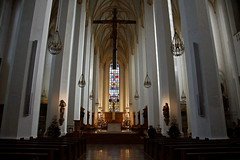 Domkirche zu Unserer Lieben Frauen - München (Magdeburg) Tags: our church lady munich münchen bayern bavaria frauenkirche churchofourlady zu frauen lieben unserer domkirche churchofourladymunich frauenkirchemünchen domkirchezuunsererliebenfrauen münchendomkirchezuunsererliebenfrauen