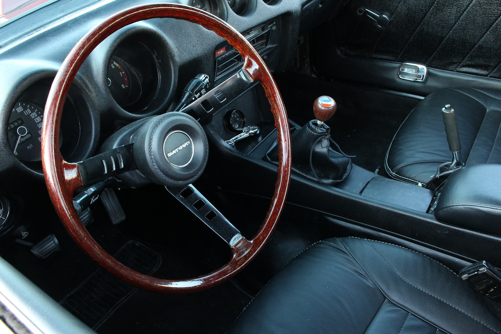 datsun 280z interior images galleries with a bite. Black Bedroom Furniture Sets. Home Design Ideas