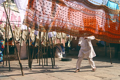 DhobiGhat Diaries (clicks_utkarsh) Tags: street light india color water colors kids composition photography interesting play natural action indian clothes laundry bombay mumbai laundromat utkarsh dhobighat washerman chaturvedi utkarshchaturvediphotography