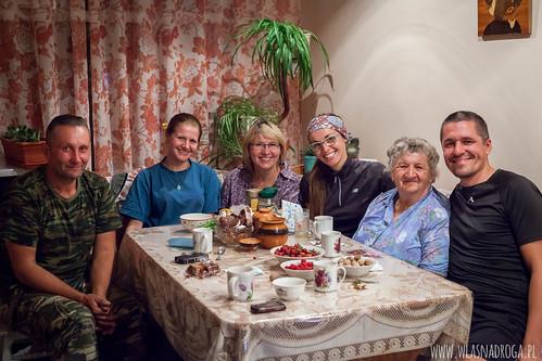 Gościna u rodziny Artema
