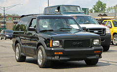 GMC Typhoon (SPV Automotive) Tags: black classic sports car exotic suv gmc typhoon