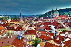 Praga (H. BeNtes) Tags: republic czech prague praha praga repblica strana mal tcheca