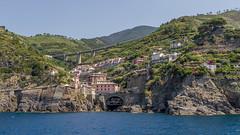Riomaggiore (truszko) Tags: italy landscape europe liguria it cinqueterre riomaggiore