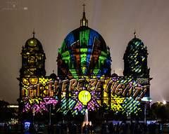 Berliner_Dom_010 (pXelbre! by LTX) Tags: berlin church fountain architecture cathedral dom springbrunnen kirche historic architektur festivaloflights berlinerdom lustgarten historisch berlinmitte lightinstallation lichtinstallation berlincathedral fol festivaloflights2015 fol2015
