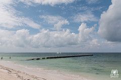 Cayo Blanco (andrea.prave) Tags: sea mer beach clouds strand mar meer nuvole mare cuba wolken playa nubes caribbean ausflug varadero nuages  plage   spiaggia excursion kuba  caribe matanzas caraibi excursin carabes  karibik   escursione     cayoblanco