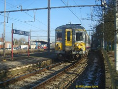 70 652-226360 (VDKphotos) Tags: am belgium emu wallonie nmbs lalouvire sncb am70jh