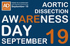 Aortic Dissection  awareness day text dark blue (T Söderlund) Tags: aortic dissection awareness day september 19 aorticdissection awarenessday september19 aorticawareness aorticawarenessday aorticdissectionawareness aorticdissectionawarenessday aorta aortadissektion aortadissektionsdagen rare disease raredisease rarediseases maladies sällsyntadiagnoser rarediseaseday ftaad familialaorticdisease aorticdisease