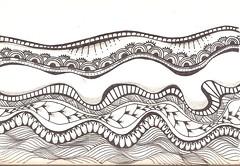 Tangle 219 (kraai65) Tags: doodle zentangle zendoodle