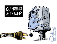 0116 erie dems clinging to power cartoon (DSL art and photos) Tags: power politics donkey electricity democrats editorialcartoon sandusky donlee powerpolitics eriecountyohio eriecountydemocraticparty amygrubbe