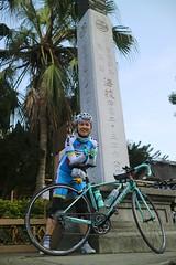 Betty @  (nk@flickr) Tags: cycling friend taiwan betty  miaoli    sanyi canonefm22mmf2stm 20160109