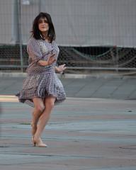In Piazza Maggiore (Steve Barowik) Tags: italy woman holiday donna movement dancing dancer bologna piazza fullframe fx neptune emiliaromagna piazzamaggiore sanpetronio bolognese giambologna d600 galvani wonderfulworld piazzadelnettuno nikond600 lovelycity quantumentanglement flickrelite lagrassa unlimitedphotos barowik stevebarowik sbofls26 28300mmf35f56g