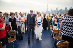 3. Wedding Cruises