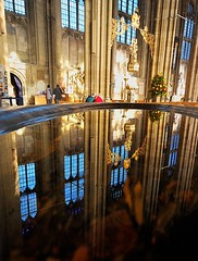 Canterbury reflections (peejaybee1) Tags: