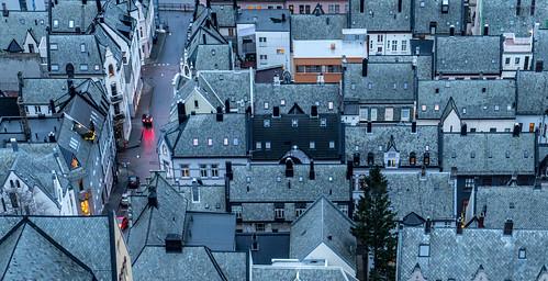 Ålesund Roofs