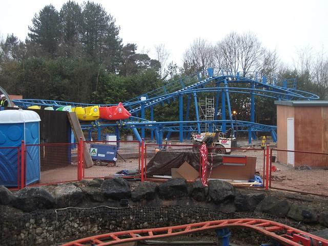 Octonauts Construction