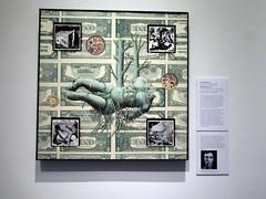 Art AIDS America - David Wojnarowicz (cactusbones) Tags: art museum aids tacoma tam 2015 tacomaartmuseum artaidsamerica