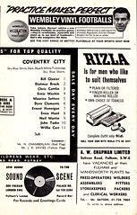 Fulham vs Coventry City - 1968 - Page 11 (The Sky Strikers) Tags: city one football official cottage division coventry fulham craven shilling league programme