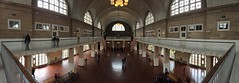 Great Hall (orange27) Tags: newyork newjersey unitedstates northamerica nationalmonument ellisisland statueoflibertynationalmonument ellisislandnationalmuseumofimmigration