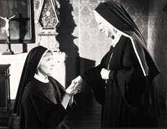 Pins (kf_leeds) Tags: abbey catholic guidance prayer religion nun musical crucifix movies advice doubt spiritual kneeling convent mothersuperior 1960smovies nunshabit postulant 1965movies filmsbyrobertwise andrewsjulie blssicompersonid28382 blssicomprojectid30919 blssicompersonid1097262