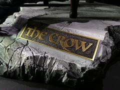 Narin : The Crow (OBigFace) Tags: crow resin brandonlee thecrow ericdraven narin resinstatue resinkit narinstudio