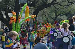 Here Come the Dragons! (BKHagar *Kim*) Tags: carnival people kids children kid colorful child neworleans dragons parade celebration nola mardigras walkingkrewe bkhagar kreweoftucksparade dragonsofneworleans