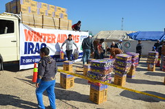 Winter Supplies for displaced families in Baghdad (Ummah Welfare Trust) Tags: poverty charity winter children islam iraq relief aid baghdad syria muslims development erbil humanitarian anbar humanitarianism