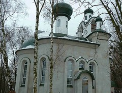 Храм прп.Сергия Радонежского (на «Даче Кулиженко»)
