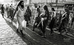 DSC_6935 (Hritik Sharma) Tags: travel india face portraits sadhu traveler nashik kumbhmela sadhubaba kumbh trimbakeshwar kumbhmela2015