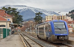 X73505 (Oliver_A) Tags: train alpes sncf rhone ter ater x73500 x73505