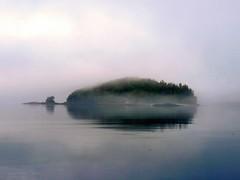 Avalon (Bad Kicker) Tags: ocean mist water island mysterious
