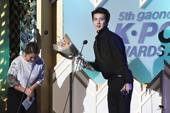 160217 - Gaon Chart Kpop Awards (56) ( ) Tags: awards exo gaon musicawards 160217 exosehun sehun ohsehun gaonchartkpopawards