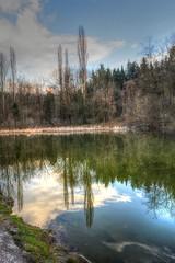 Yujen Park Ezero Reflections (petya.aroyo) Tags: парк софия езеро южен