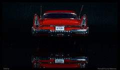 Plymouth Fury 002 (M3d1an) Tags: plymouth fury 118 diecast motormax