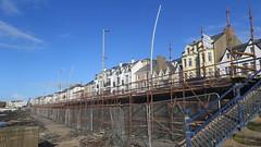Scaffolding (Katie_Russell) Tags: ireland scaffolding prom promenade scaffold northernireland ni portstewart ulster nireland norniron countylondonderry countyderry coderry colondonderry colderry countylderry
