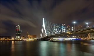 Erasmusbrug / Rotterdam