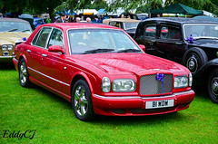 Bentley Arnage Red Label (Eddy CJ) Tags: uk red england car silver this is model nikon europe european with label performance 1999 full size vehicle british rolls collectible related photographed seen luxury royce bentley revised seraph 2014 arnage pershore d5100