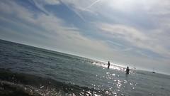 Es trenc sunny waves (nudistblr) Tags: beach girl nude spain waves outdoor butt playa nudist colonia es jordi mallorca sant fkk majorca platja nudismo desnuda naturista nudista trenc