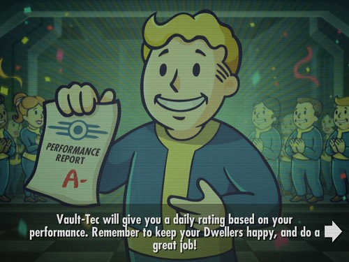Fallout Shelter Story: screenshots, UI