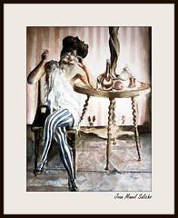 "43.Collecci mirant i emmarcant el temps ""Pantis"" (Joan Manel Salichs) Tags: barcelona art pencil sketch drawing aquarelle dessin watercolour catalunya crayon acuarela dibujo aire libre aquarel croquis boceto tekening aquarell tarnetgaronne acquerello schets potlood arenys akvarell calisay vanysacker visiblytalented vandenmooter lindavanysackervandenmooter lindavandenmooter cambayrac"