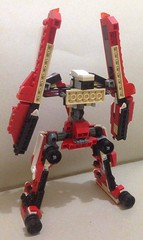 6 (ezrawibowo) Tags: robot lego transformers scifi creator build mecha mech alternate moc legoformer